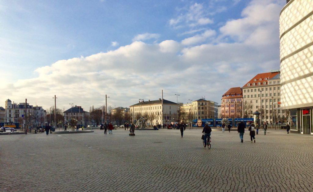 Leipzig Stadtrundgang